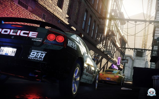 Screenshot - Need for Speed: Most Wanted (PlayStation3) 2364937