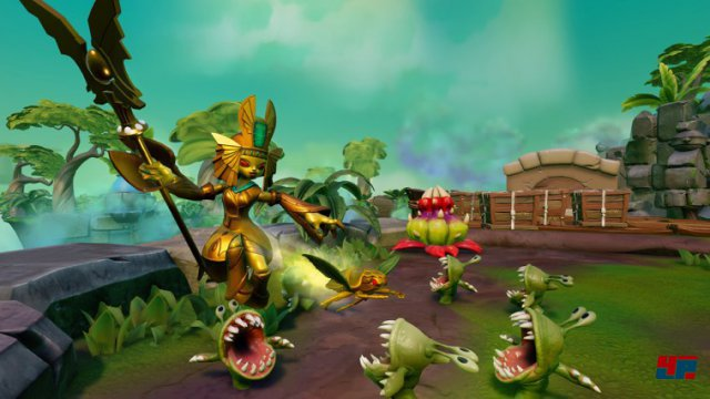 Screenshot - Skylanders: Imaginators (Switch)