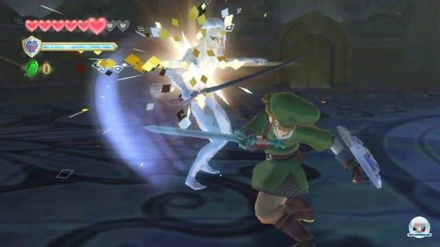 Screenshot - The Legend of Zelda: Skyward Sword (Wii) 2271097