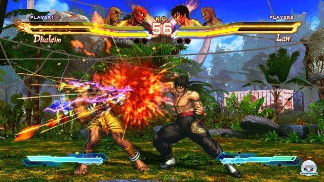 Screenshot - Street Fighter X Tekken (360) 2309427