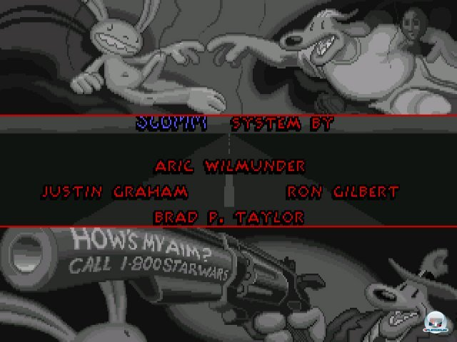 Screenshot - Sam & Max Hit the Road (PC) 92431562