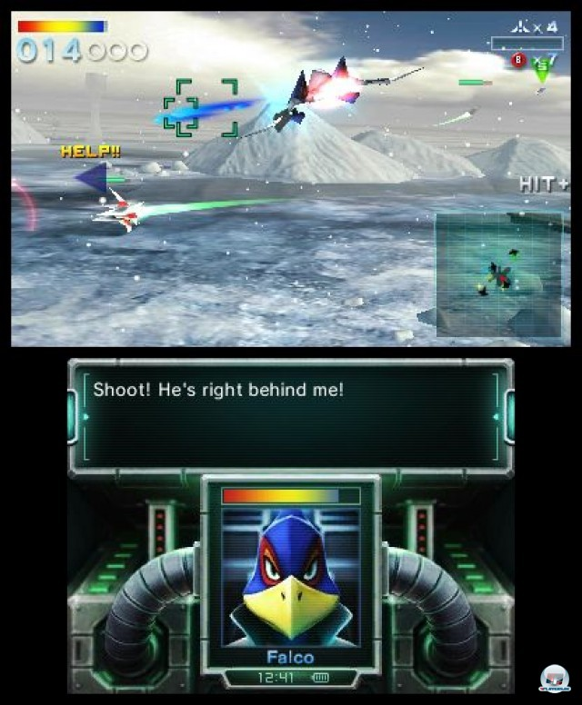 Screenshot - Star Fox 64 3D (3DS) 2230638