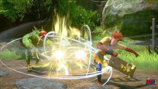 Screenshot - Monkey King: Hero Is Back (PS4)