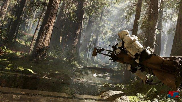 Erstes Bild aus Star Wars Battlefront