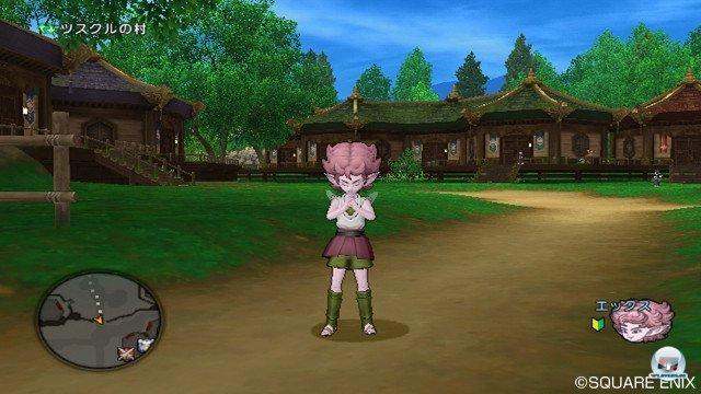 Screenshot - Dragon Quest X Online (Wii) 2357187