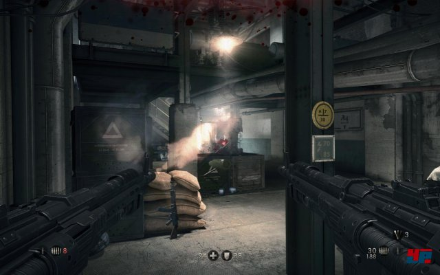 Screenshot - Wolfenstein: The New Order (PC)