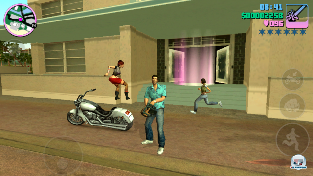 Screenshot - Grand Theft Auto: Vice City (iPhone)