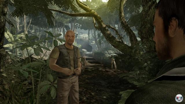 Lost - Das Spiel  <br><br> Wären da nicht die unbequeme Anreise, tödliche Rauchmonster im Dschungel sowie irgendwelche gefährliche