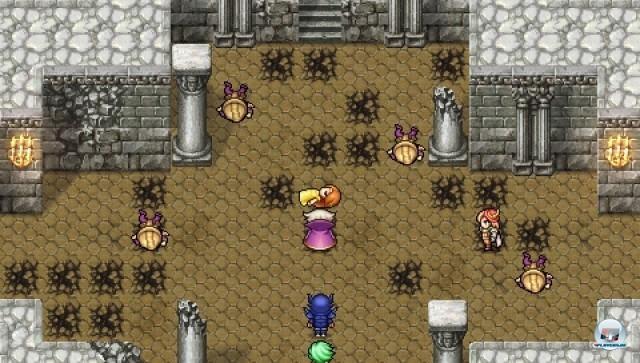 Screenshot - Final Fantasy IV: The Complete Collection (PSP) 2217868