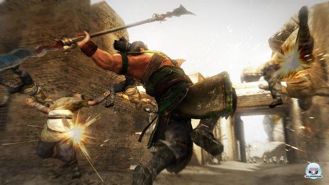 Screenshot - Dynasty Warriors 8 (PlayStation3) 92433852
