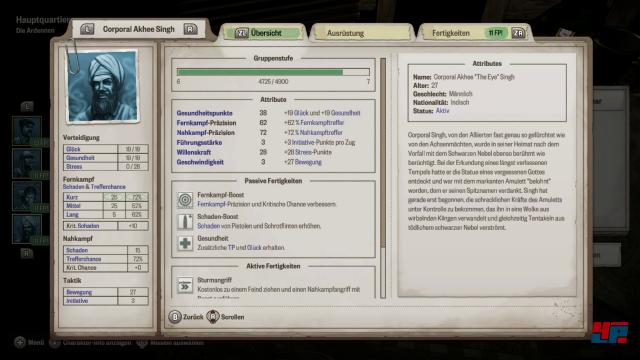 Screenshot - Achtung! Cthulhu Tactics (Switch) 92581536