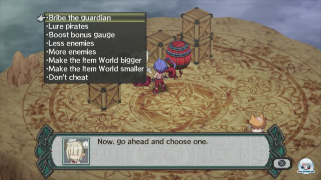 Screenshot - Disgaea D2: A Brighter Darkness (PlayStation3) 92470778