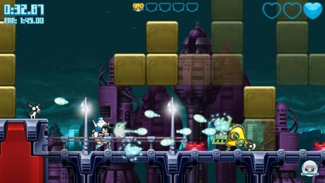 Screenshot - Mighty Switch Force! (Wii_U)