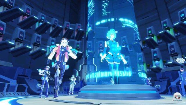 Screenshot - EX Troopers (PlayStation3) 2382642