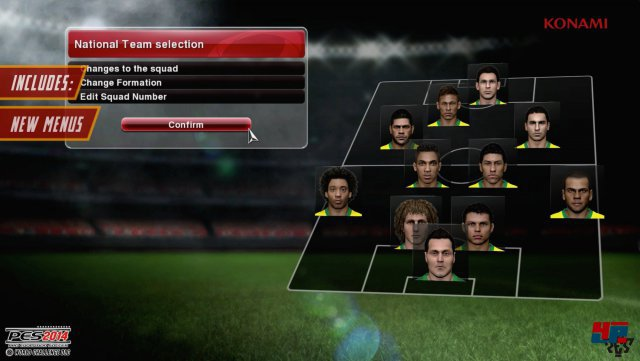 Screenshot - Pro Evolution Soccer 2014 (360)
