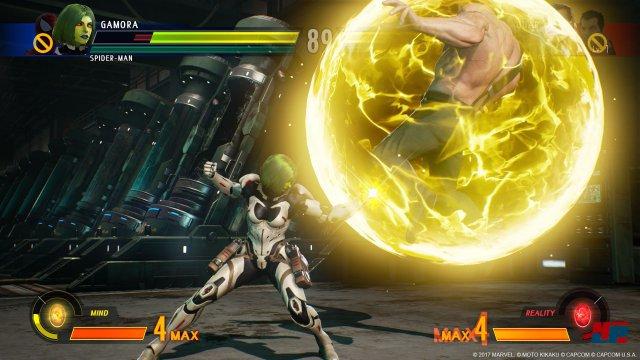Screenshot - Marvel vs. Capcom: Infinite (PC) 92552789