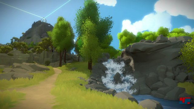 Screenshot - The Witness (PlayStation4) 92519241
