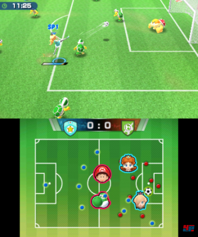 Screenshot - Mario Sports Superstars (3DS) 92542175