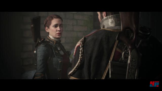 Screenshot - The Order: 1886 (PlayStation4)