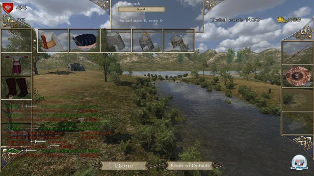 Screenshot - Mount & Blade: With Fire and Sword (PC) 2222323