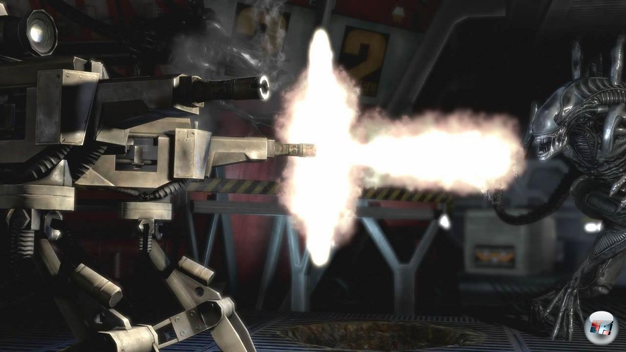 Reicht rohe Waffengewalt aus, um den Alien-Ansturm zu überleben?