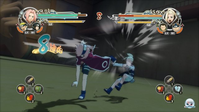 Screenshot - Naruto Shippuden: Ultimate Ninja Storm Generations (PlayStation3) 2295867