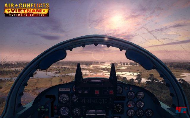 Screenshot - Air Conflicts: Vietnam (PlayStation4)