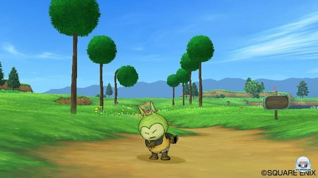 Screenshot - Dragon Quest X Online (Wii) 2280422