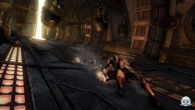 Schlittert Kratos seinem Verderben entgegen?