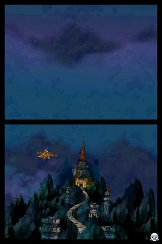 Screenshot - Dragon Quest VI: Wandler zwischen den Welten (NDS) 2216857