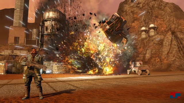 Screenshot - Red Faction: Guerrilla (PC)