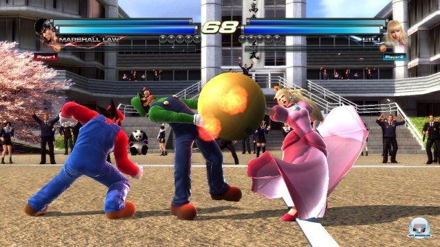 Tekken Ball ist wieder da! Und unterhaltsam wie eh und je. Aber leider nicht online spielbar.