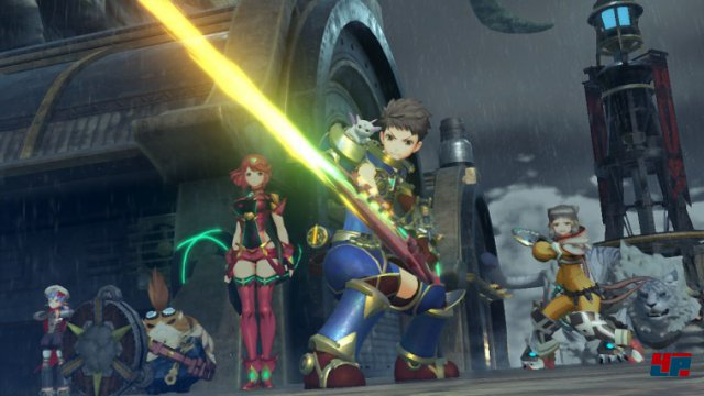 Screenshot - Xenoblade Chronicles 2 (Switch)