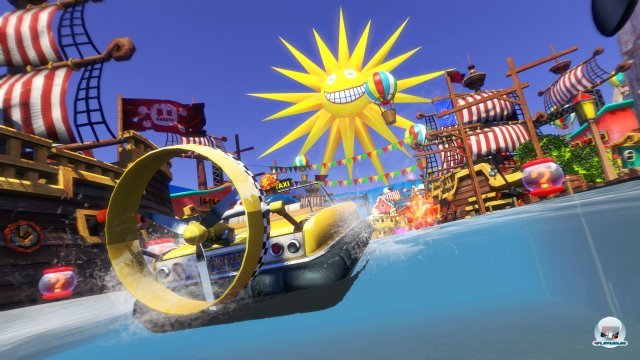 Screenshot - Sonic & All-Stars Racing Transformed (PlayStation3) 2384672