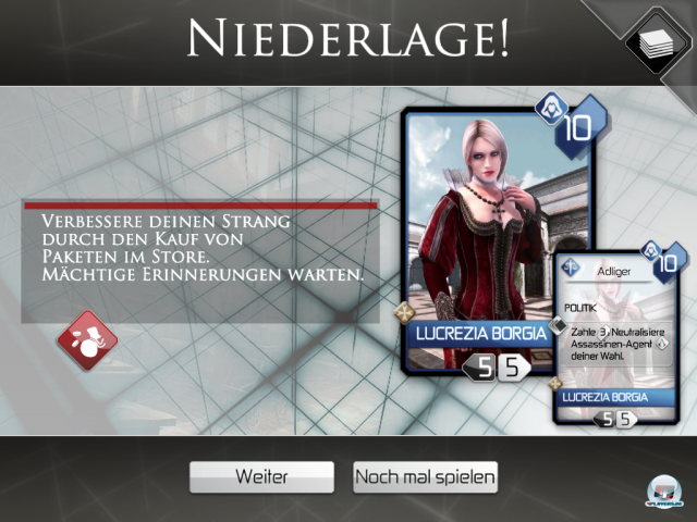 Screenshot - Assassin's Creed Recollection (iPad) 2328587