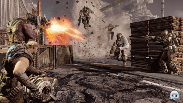 Screenshot - Gears of War 3 (360) 2232769