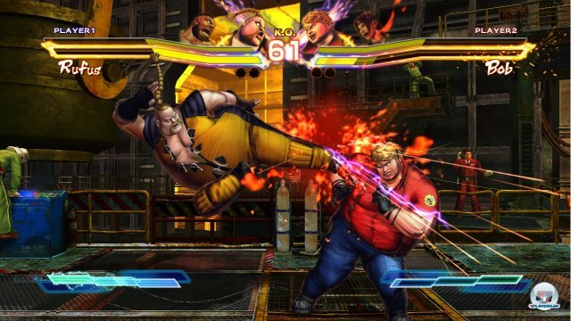 Screenshot - Street Fighter X Tekken (360) 2277392