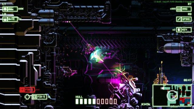 Screenshot - Cryptark (PC)