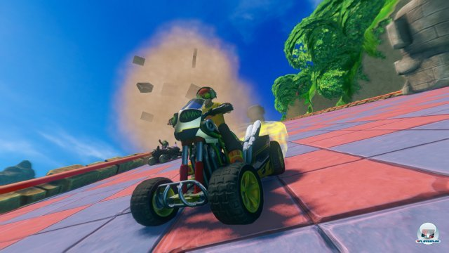 Screenshot - Sonic & All-Stars Racing Transformed (PlayStation3) 2384702
