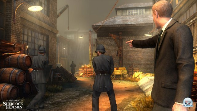 Screenshot - Das Testament des Sherlock Holmes (PC) 2346327