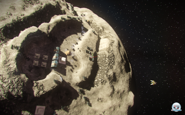 Screenshot - Blackspace (PC)
