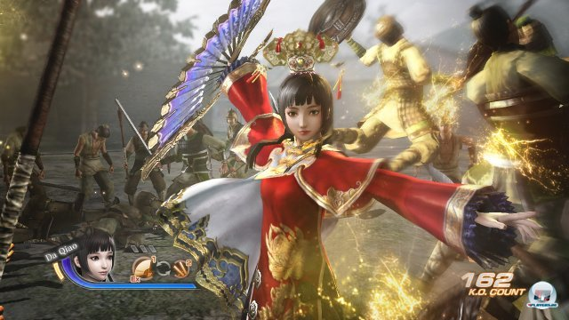 Screenshot - Dynasty Warriors 7: Xtreme Legends (PlayStation3) 2286782