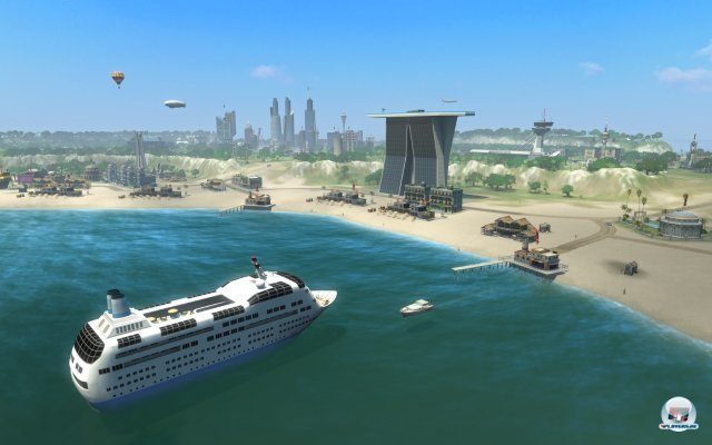 Screenshot - Tropico 4 - Modern Times (PC)