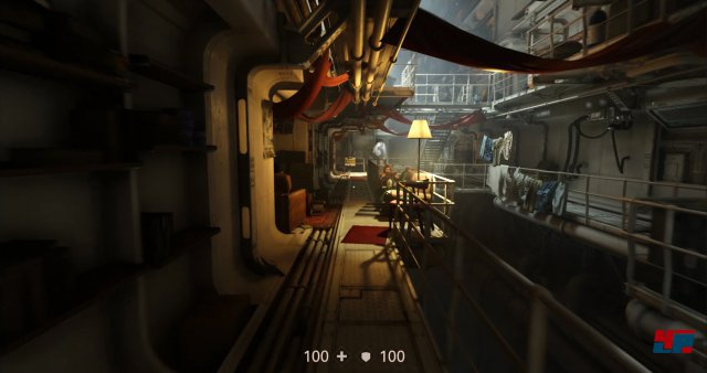 Screenshot - Wolfenstein 2: The New Colossus (PC)