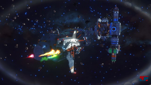 Screenshot - Rebel Galaxy Outlaw (PC) 92573221