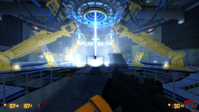 Screenshot - Black Mesa (PC)