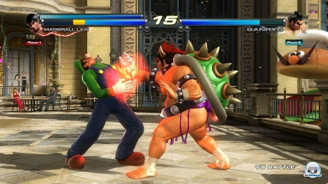 Screenshot - Tekken Tag Tournament 2 (Wii_U) 92400502