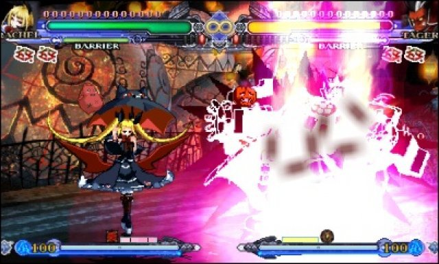 Screenshot - BlazBlue: Continuum Shift 2 (3DS) 2270192