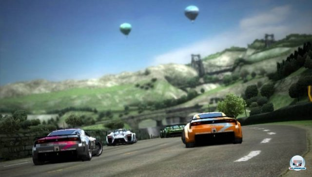 Screenshot - Ridge Racer Vita (PS_Vita) 2293387