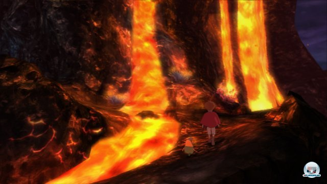 Screenshot - Ni No Kuni: Der Fluch der Weißen Königin (PlayStation3) 2385297